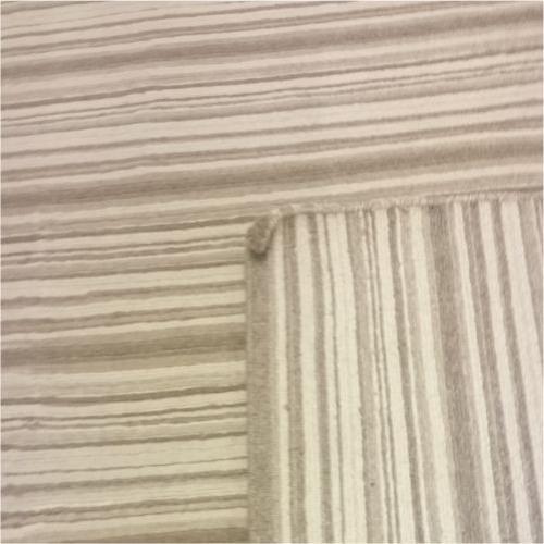 tapete handloom indiano alto relevo artesanal 236x202cm