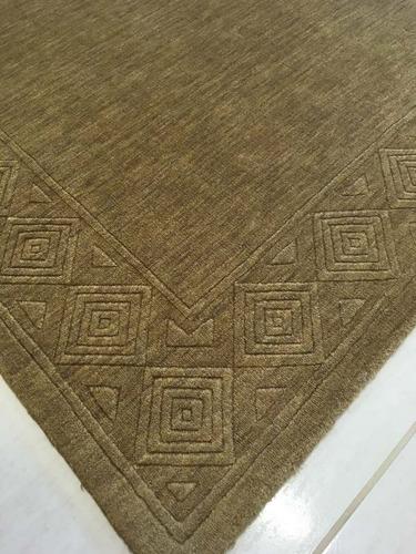 tapete handloom indiano artesanal 2x1,5m 202x152cm 1,5x2m