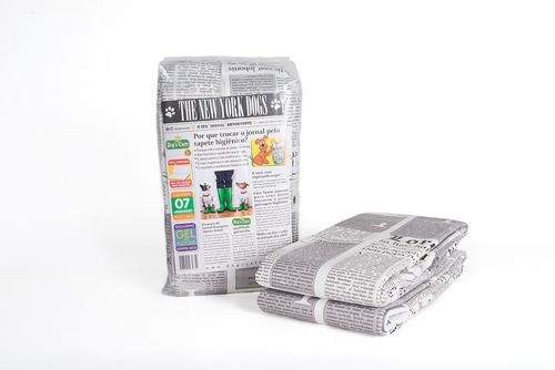 tapete higienico para cachorro c/70unidades - 80x60/1ªlinha