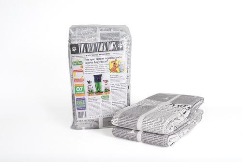 tapete higienico para caes c/140un borda absorvente-1linha
