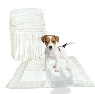 tapete higienico para caes e gatos - 80x60/70un