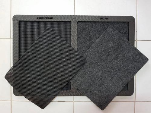 tapete higienizador antivírus dual pro eg - escolha sua cor