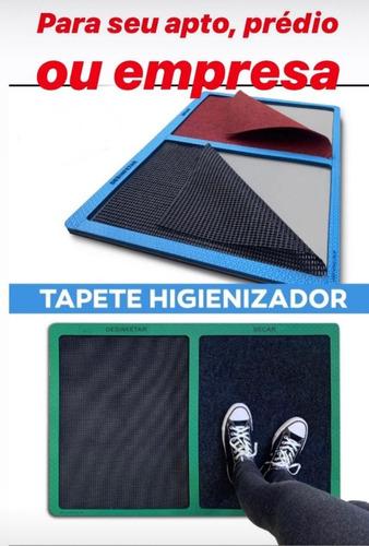 tapete higienizador antivírus dual pro m - escolha sua cor
