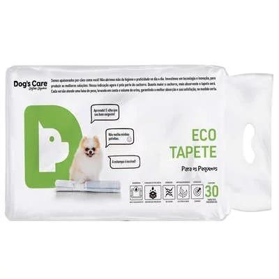 tapete higiênico bordas absorventes p/caes pequenos 60 unid