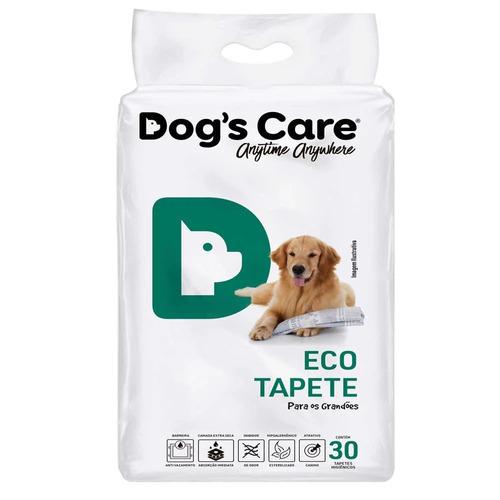 tapete higiênico descartavel - cães porte grande 80x60/30un