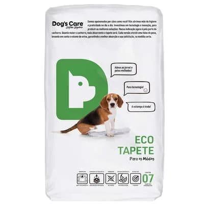 tapete higiênico descartavel para cães porte medio-14un