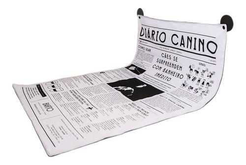 tapete higiênico lavável diário canino mais meu bartô