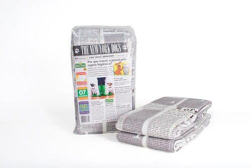 tapete higiênico para cães - 80x60cm/1ªlinha - 210 unidades
