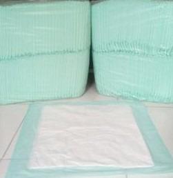 tapete higiênico para cães c/ 140 unidades - 80x60cm/2 linha