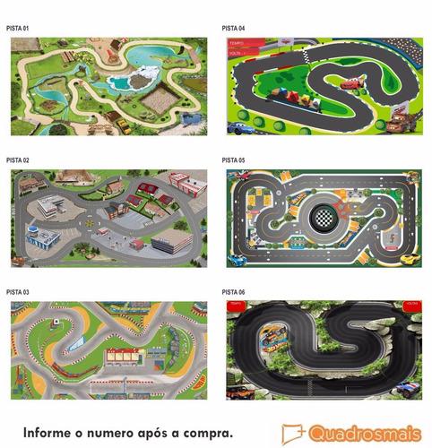 tapete hot wheels ilustrativo pista para brincar carrinho p