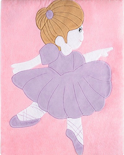 tapete infantil bailarina