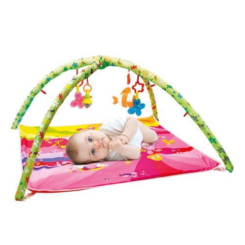 tapete infantil bebê atividades recreação borbol  baby style