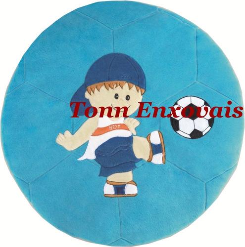 tapete infantil menino jogador pelúcia antialérgico 1,10m