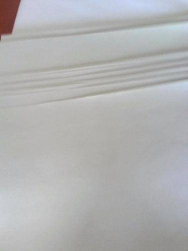 tapete jornal  lava rápido sem impressão - 50x40cm - 500fls