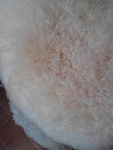 tapete la pele ovelha decoraçao pelego montaria uruguay arte