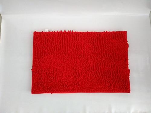 tapete macarrão 60x40