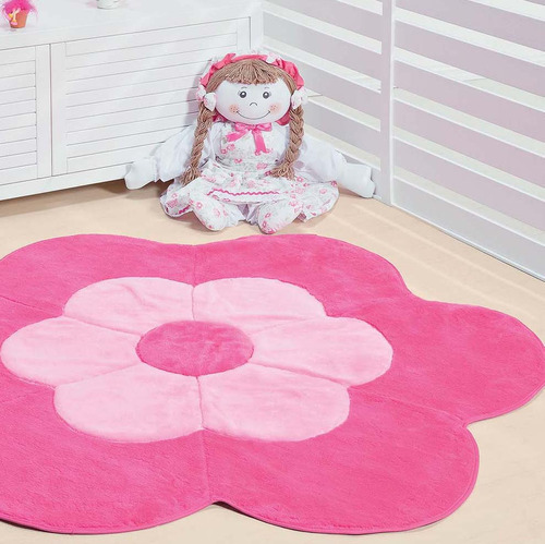 tapete margarida big - quarto de bebe decoração infantil