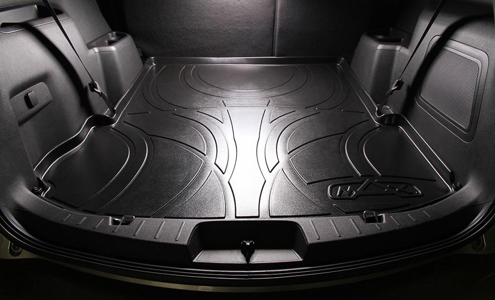 tapete maxtray cargo liner ford escape 2013 al 2017 negro 1 en mercado libre. Black Bedroom Furniture Sets. Home Design Ideas