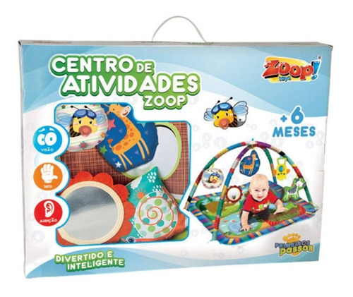 tapete + mesinha atividades bebê didático diversão brincar a