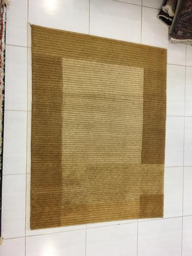 tapete nepales artesanal legitimo 199x153cm 2x1,5m 1,5x2m