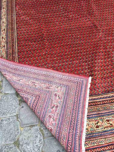 tapete original persa hecho a mano