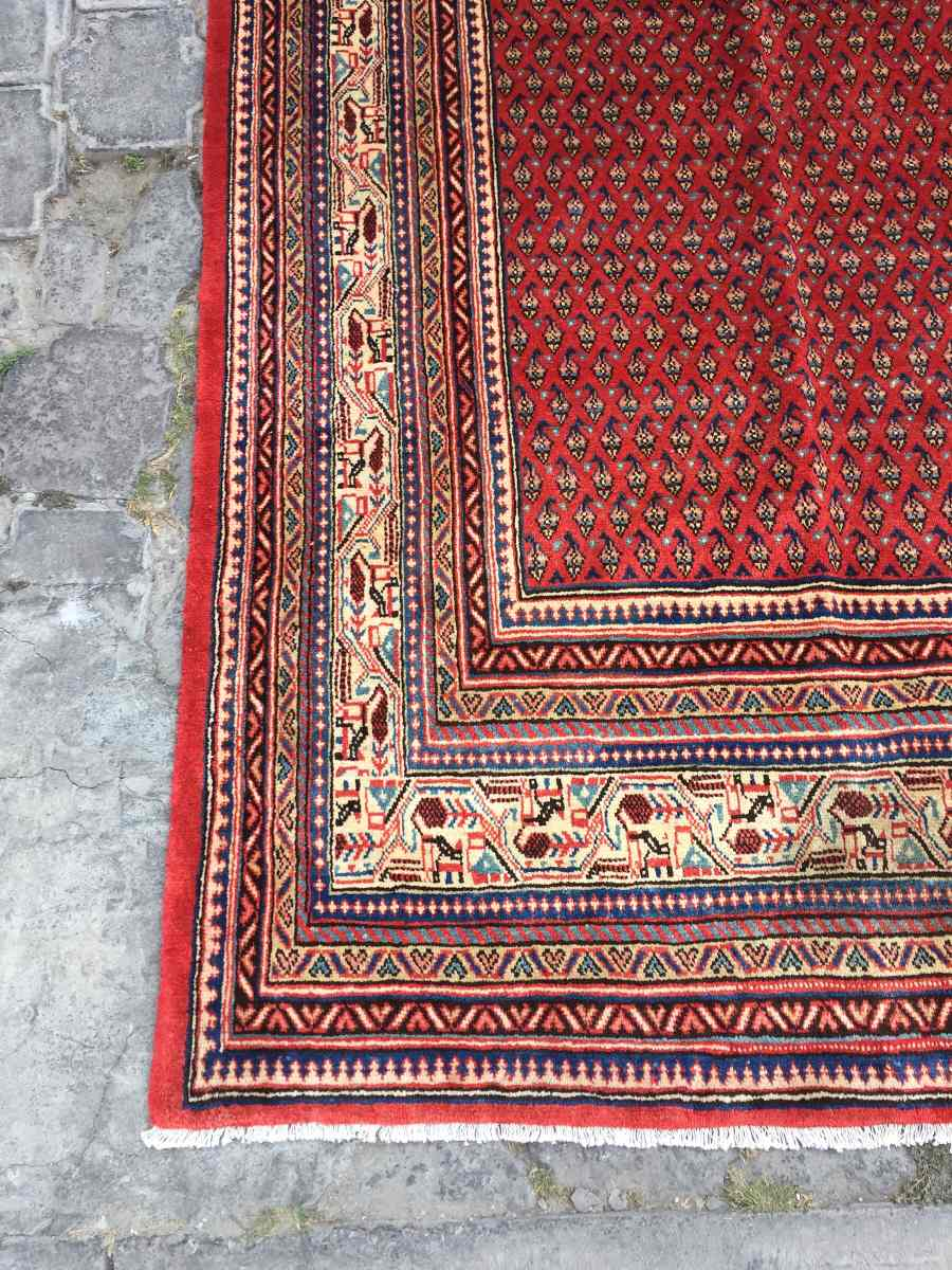 tapete original persa hecho a mano 92 en