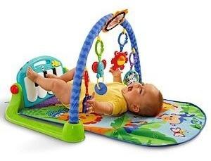 tapete para bebé