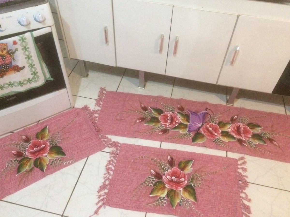 Tapetes Pintados A M O Para Cozinha Oppenau Info -> Tapete De Sala Pintado