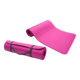 Tapete Para Ejercicios Yoga Mat Premium 10mm