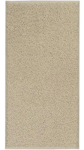 tapete para quarto charmin n natural 0,50x1,00 são carlos
