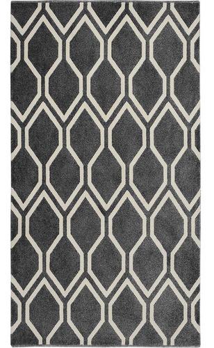 tapete para quarto classe a gris 0,66x1,20 são carlos