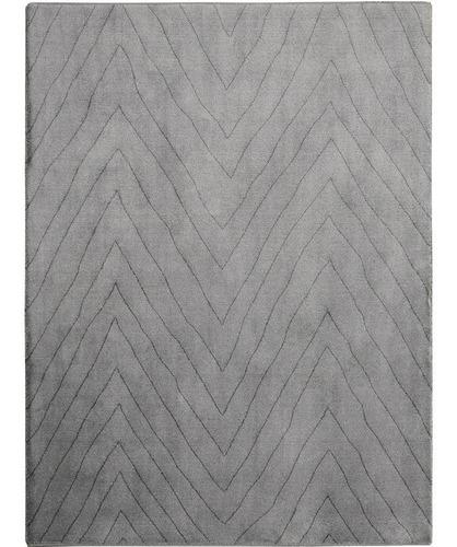 tapete para sala baraka prata 1,50x2,00 são carlos