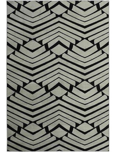 tapete para sala origami criativo 1,00x1,50 são carlos