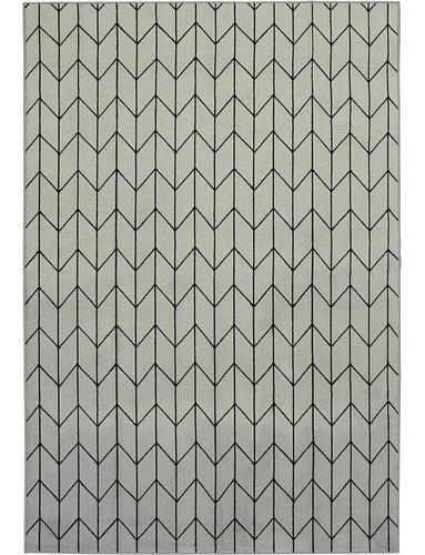 tapete para sala origami dobradura 1,00x1,50 são carlos