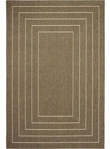 tapete para sala sisal bali singelo 0,50x1,00 são carlos