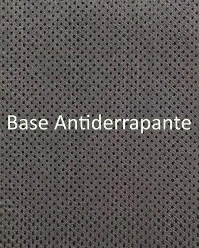 tapete pelo baixo toque macio 1,00 x 1,50 antiderrapante