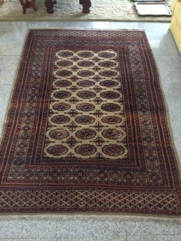 tapete persa usado