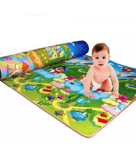 tapete piso bebe termico alfombra educativa tda san miguel