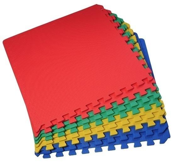 Tapete piso de foami foamy 25 metros cuadrados for Pisos de 25 metros cuadrados