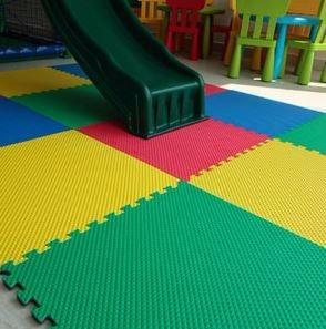 tapete piso foami fomy fomi niños doble cara ejercicio
