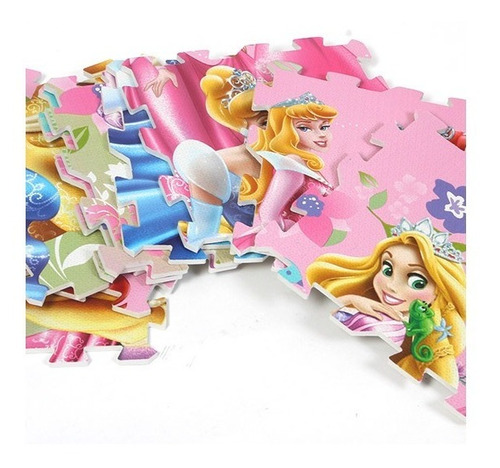 tapete princesas póster v2 goplas