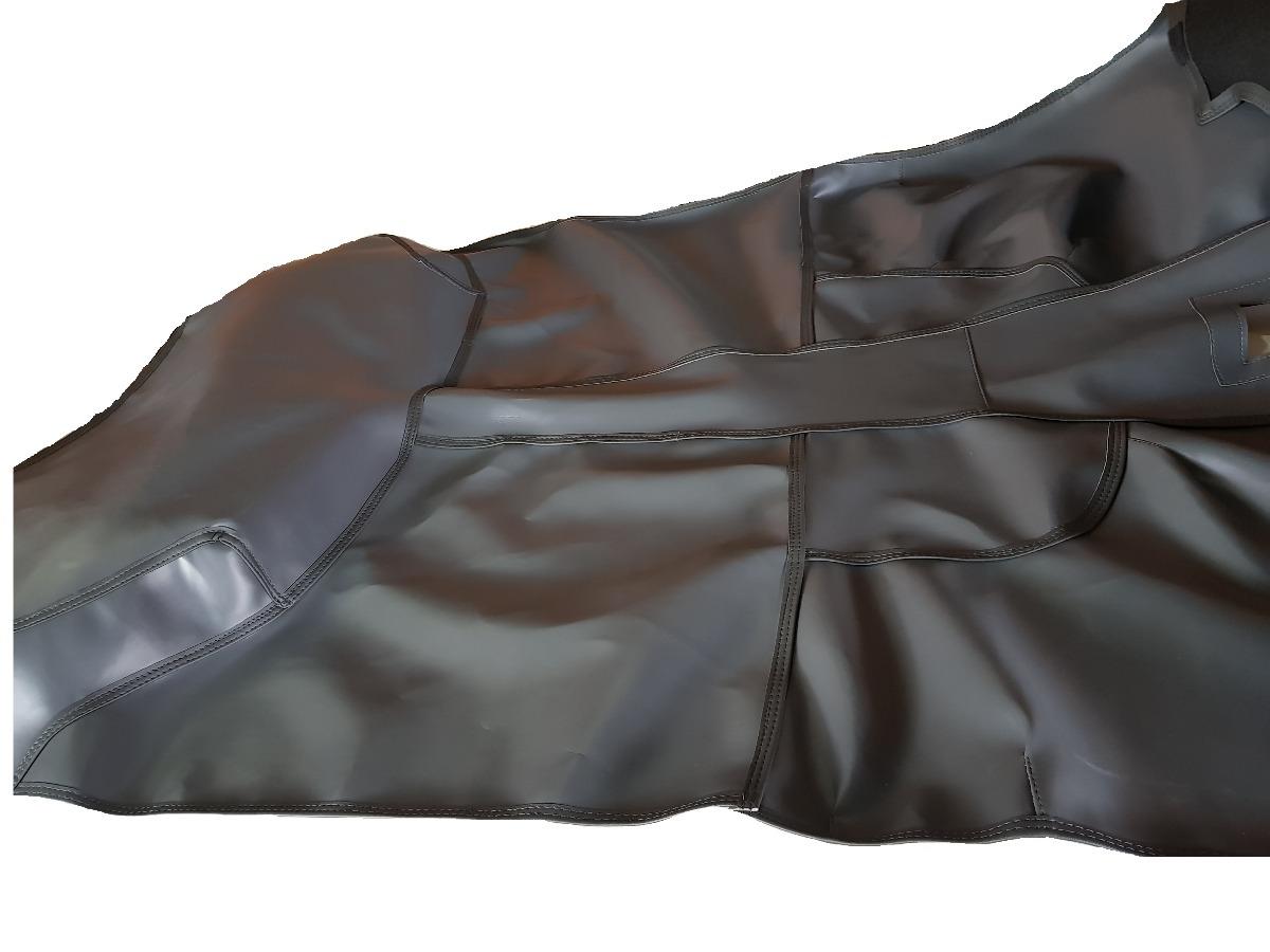 tapete protetor assoalho pvc toyota etios sedan - r$ 219,99 em