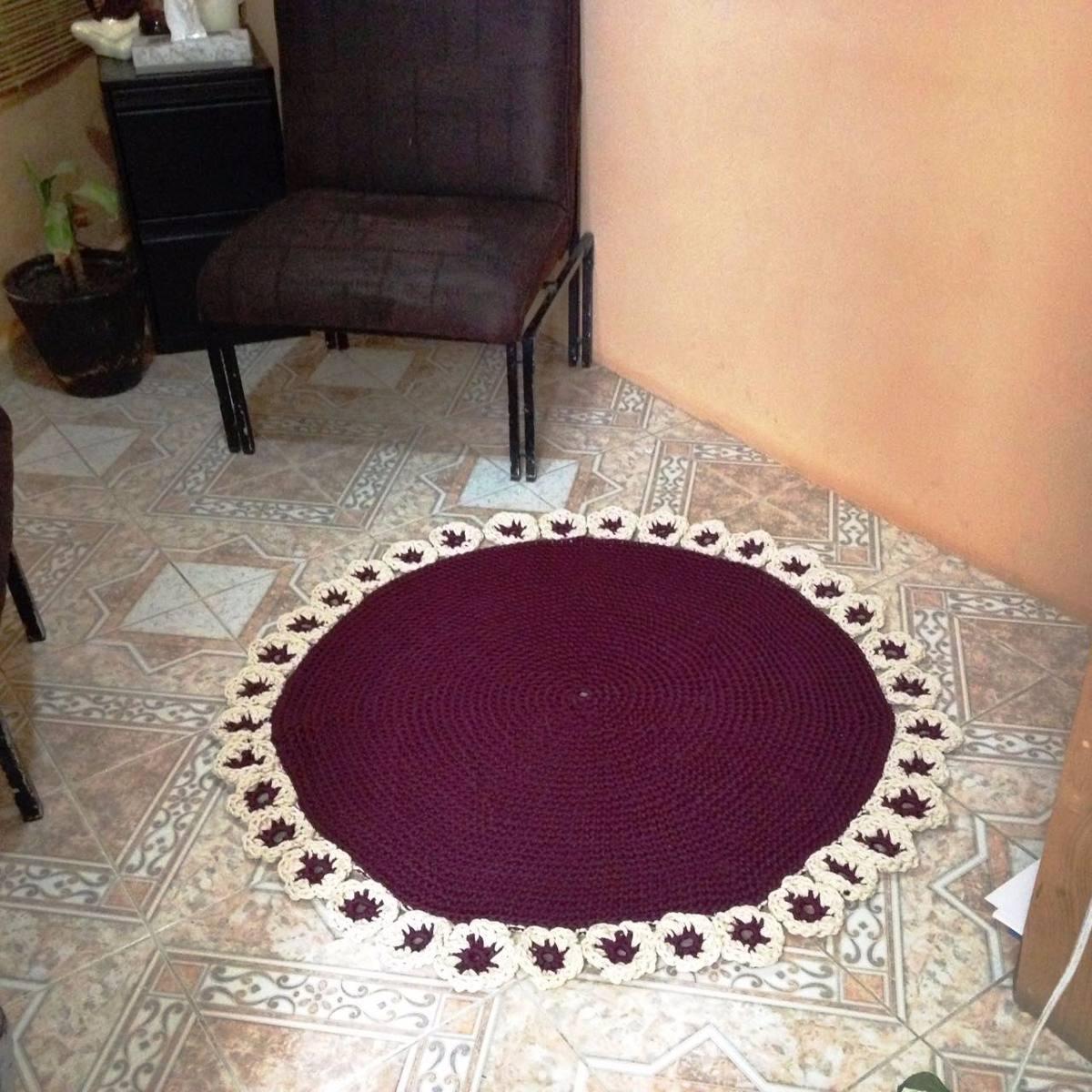 Tapetes Tejidos En Crochet Tapetes En Mercado Libre M Xico -> Tapetes Para Sala Tejidos A Crochet