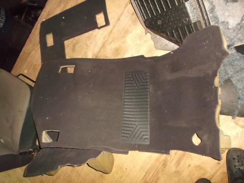 tapete revestimento do assoalho mercedes classe a 190 160