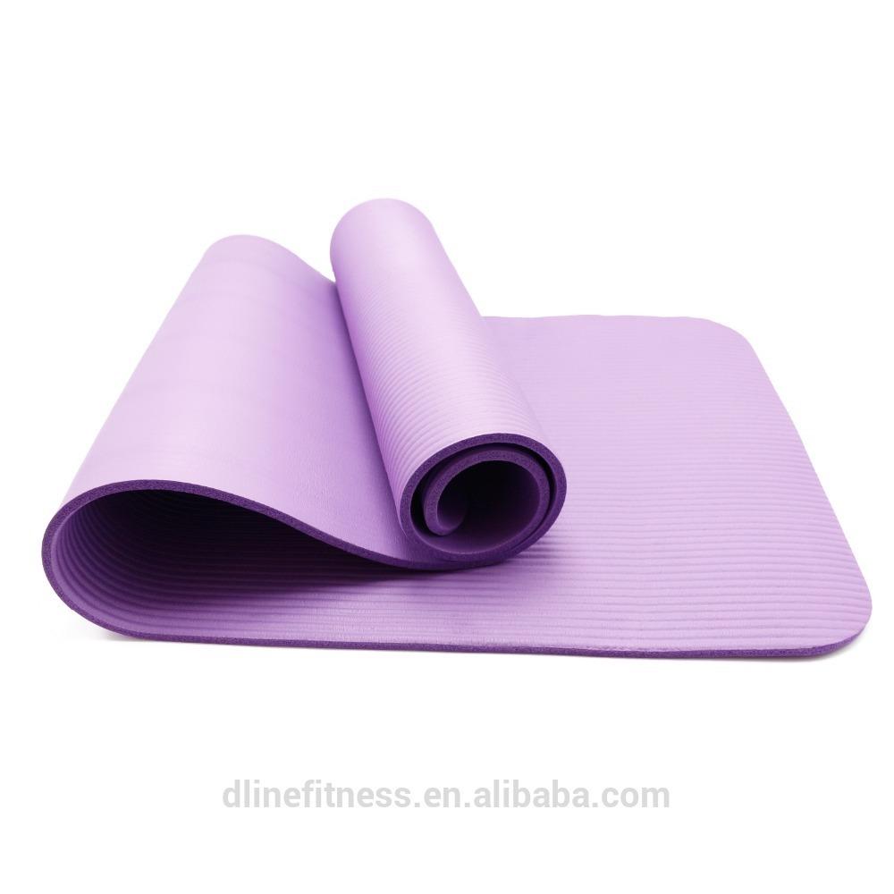 2b6cab851 tapete roxo yoga colchonete exercícios pilates 8mm com alça. Carregando  zoom.
