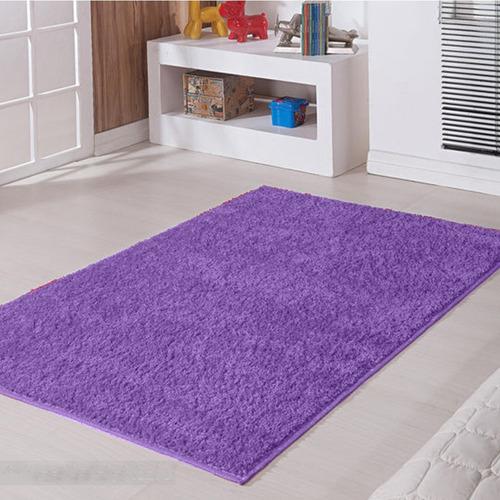 tapete sala quarto classic teen 1,50 x 2,00 lilas