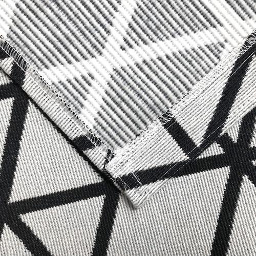 tapete sala texas geométrico 1,32mx2,00m antiderrapante
