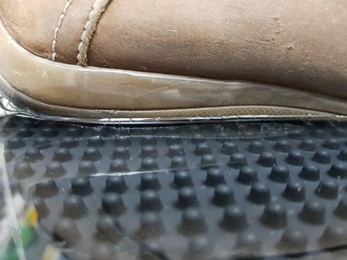 tapete sanitizante 39 x 36 con 3.78 l desinfectante y jerga