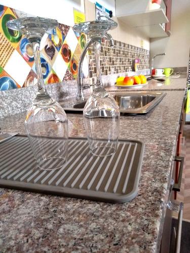 tapete secador para cocina en silicona pequeño ref 63583 int