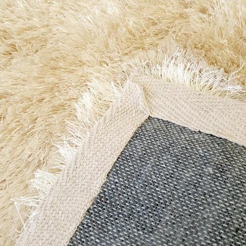 tapete shaggy 1.70 x 1.20 cm 9 cm alto (alfombra de pelos)
